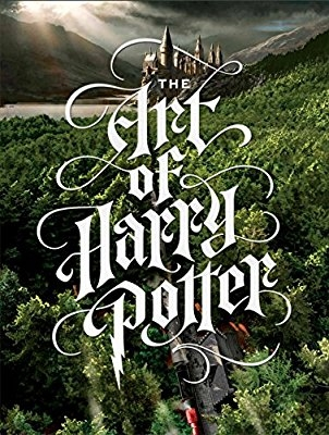 Couverture L'Art de Harry Potter