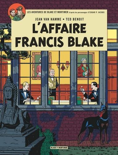 Couverture Blake et Mortimer, tome 13 : L'affaire Francis Blake