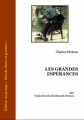 Couverture De grandes espérances / Les Grandes Espérances Editions Ebooks libres et gratuits 2005