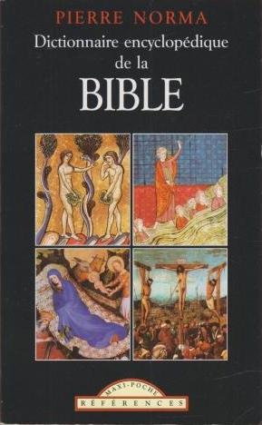 Couverture Dictionnaire encyclopédique de la Bible