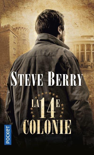 Couverture Cotton Malone, tome 11 : La 14e colonie