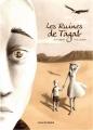 Couverture Les ruines de Tagab Editions Les Enfants Rouges 2017
