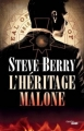 Couverture Cotton Malone, tome 12 : L'héritage Malone Editions Cherche Midi (Thriller) 2017