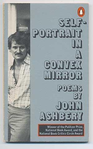 Couverture Self-portrait in a convex mirror