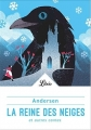 Couverture La reine des neiges  Editions Librio (Contes) 2017