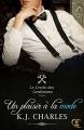 Couverture Le cercle des gentlemen, tome 1 : Un plaisir à la mode Editions Reines-Beaux 2017