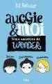 Couverture Auggie & moi : Trois nouvelles de Wonder Editions Pocket (Jeunesse) 2017