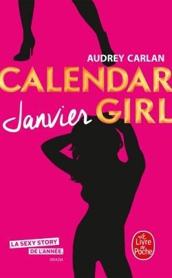 Couverture Calendar girl, tome 01 : Janvier