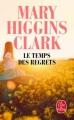 Couverture Le Temps des regrets Editions Le Livre de Poche 2018