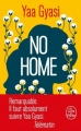 Couverture No home Editions Le Livre de Poche 2018