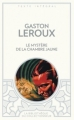 Couverture Le mystère de la chambre jaune Editions Archipoche (La bibliothèque du collectionneur) 2013