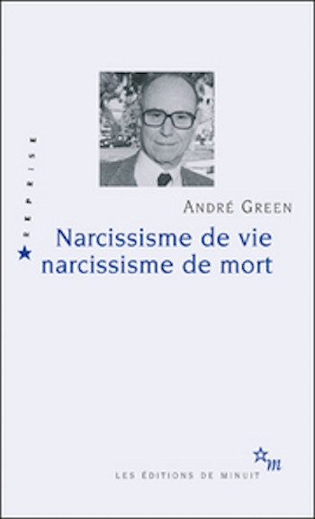 Couverture Narcissisme de vie narcissisme de mort