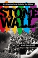 Couverture Stonewall : Breaking Out in the Fight for Gay Rights Editions Penguin books (Young Readers) 2015