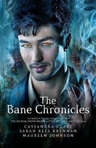 Couverture La cité des ténèbres / The mortal instruments : Les chroniques de Bane, intégrale