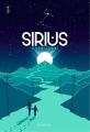 Couverture Sirius Editions du Rouergue 2017