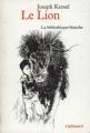 Couverture Le lion Editions Gallimard  (Blanche) 1966