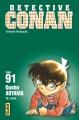 Couverture Détective Conan, tome 91 Editions Kana 2017