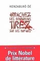 Couverture Arrachez les bourgeons, tirez sur les enfants Editions Gallimard  2012
