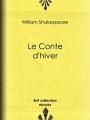 Couverture Le conte d'hiver Editions Bibliothèque nationale de France (BnF) 2016