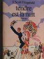 Couverture Tendre est la nuit  Editions Belfond (Les étrangères) 1985