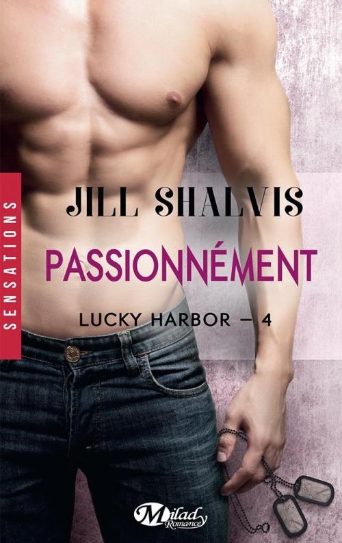 Couverture Lucky Harbor, tome 04 : Passionnément