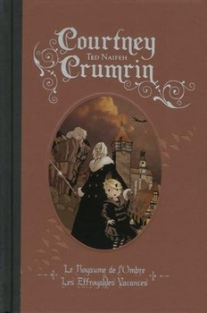 Couverture Courtney Crumrin, intégrale, tome 2