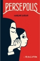 Couverture Persepolis, intégrale Editions L'Association (Hors Collection) 2017