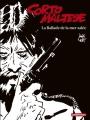 Couverture Corto Maltese, tome 01 : La ballade de la mer salée Editions Casterman 2017