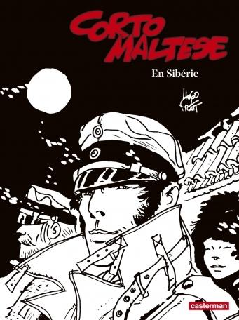 Couverture Corto Maltese, tome 06 : Corto Maltese en Sibérie