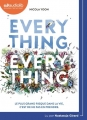 Couverture Everything, everything Editions Audiolib 2017