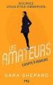 Couverture Les amateurs, tome 2 : Compte à rebours Editions Pocket (Jeunesse) 2017