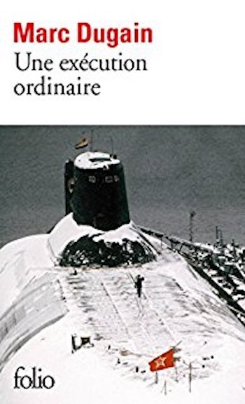 Couverture Une exécution ordinaire
