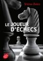Couverture Le Joueur d'échecs / Nouvelles du jeu d'échecs Editions Le Livre de Poche (Jeunesse) 2015