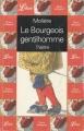 Couverture Le bourgeois gentilhomme Editions Librio 1998
