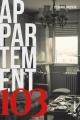 Couverture Appartement 103 Editions Publishroom 2017