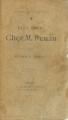 Couverture Huit jours chez M. Renan Editions A. Dupret 1888