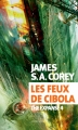 Couverture The expanse, tome 4 : Les feux de Cibola Editions Actes Sud (Exofictions) 2017