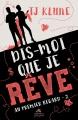 Couverture Au premier regard, tome 2 : Dis-moi que je rêve Editions MxM Bookmark (Romance) 2017