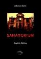 Couverture Sanatorium Editions Autoédité 2017