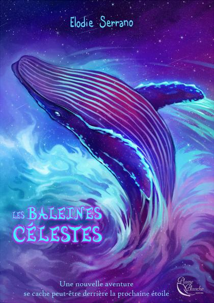 Couverture Les baleines célestes