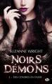 Couverture Noirs démons, tome 3 : Des cendres en enfer Editions Milady (Bit-lit) 2017