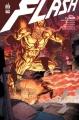Couverture Flash (Renaissance), tome 7 : Zoom Editions Urban Comics (DC Renaissance) 2017