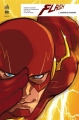 Couverture Flash Rebirth, tome 1 : Coups de foudre Editions Urban Comics (DC Rebirth) 2017