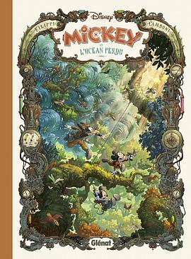 Couverture Mickey et l'océan perdu