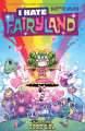 Couverture I hate Fairyland, tome 3 : Good girl Editions Image Comics 2017