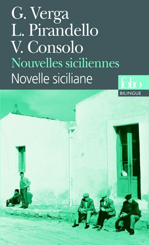 Couverture Nouvelles siciliennes