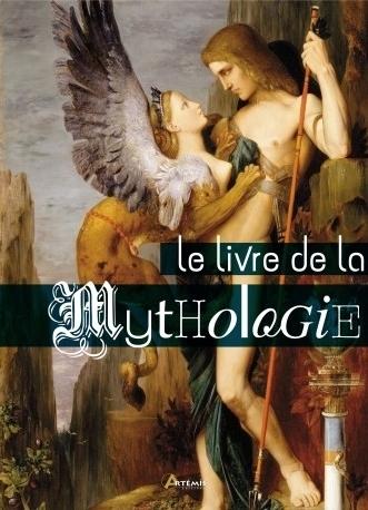 Couverture Le livre de la mythologie