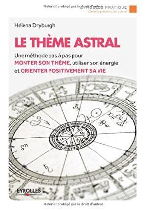 Couverture Le thème astral