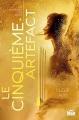 Couverture Les messagers des vents / La saga des quatre éléments, tome 4 : Le cinquième artefact Editions Le Masque 2017