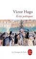 Couverture Écrits politique Editions Le Livre de Poche (Références) 2002